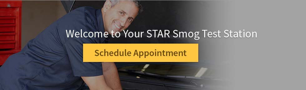 Welcome to Your STAR Smog Test Station